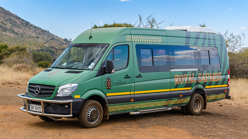 Free shuttle service to Sun City